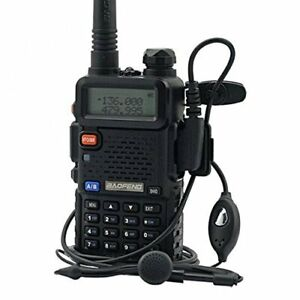 BAOFENG UV-5R RICETRASMITTENTE VHF/UHF DUAL BAND RADIO 136-174 400-480 MHZ DSI