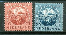Nederland  542 - 543 postfris