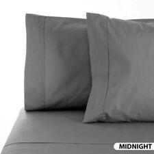 Jenny McLean La Via Sheet Set 100 Cotton 400tc - King Single Midnight