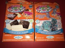 Yummy Nummies Mini Kitchen Candy Bar Maker And Fruity Ribbon NEW In BOX Lot Of 2