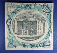 SPLENDID Vintage CARTER Poole piastrella in ceramica-CASA doganale-Bernard Charles