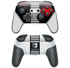 NES retro Nintendo Entertainment System Skin Wrap for Switch Pro Controller