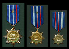 Syria 1964, Army Order of Bravery Courage Medal 3 Classes, Military, Med9