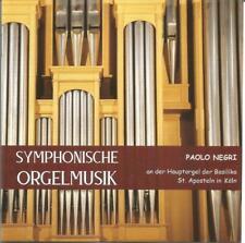 Orgel - Symphonische OW. - Basilika St.Aposteln, Köln