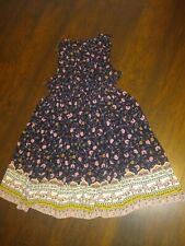 Torrid Size 1 Dress Floral Fitted Flowy
