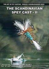Scandinavian Spey Cast II - 2 Speycasting Henrik Mortense Fly Casting DVD Video