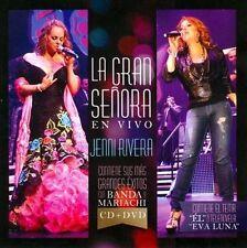 NEW La Gran Se¤ora En Vivo [CD/DVD Combo] [Deluxe Edition] (Audio CD)