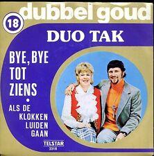 7inch DUO TAK bye bye tot ziens TELSTAR 2318 EX+