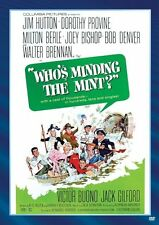 Who's Minding The Impecable? (1967) DVD - Jim Hutton, Dorothy Provine, Walter