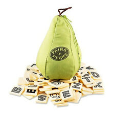 Pairs in Pears by Bananagrams Word Game Free Calculator family night group tiles