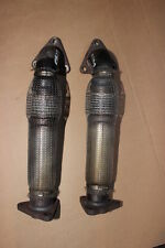 Audi A6 C6 2006 2.7TDI V6 Exhaust Connecting Pipes ENGINE - BPP