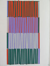 Josef Albers Original Silkscreen Folder XVI-3/Left Interaction of Color 1963