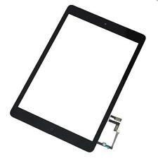 For iPad Air 5 Black Touch Screen Replacement Digitizer Glass Home Button