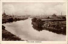 Wakefield. River Calder by W.C.Machan, Wakefield.