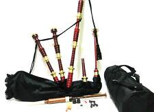 gaita iralandesa con accessories bagpipes
