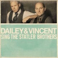 Dailey & Vincent - Dailey & Vincent Sing the Statler Brothers [New CD] Digipack