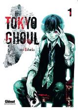 manga Tokyo Ghoul Tome 1 Seinen Sui Ishida Neuf Glénat Walking Dead Zombies VF