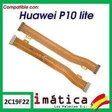CABLE FLEX PRINCIPAL PARA HUAWEI P10 LITE LCD PLACA BASE CONECTOR CARGA HL1WASFL