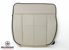 2006 2007 2008 Lincoln Mark LT 2WD 4X4-Driver Side Bottom Leather Seat Cover Tan