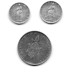 12.186 FDC VATICANO 2 Lire 1957