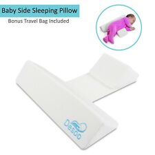 Newborn Baby Side Sleeping Pillow For Infant