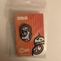 Zanini Box - Zanini BB 8 Star Wars Pin Sealed