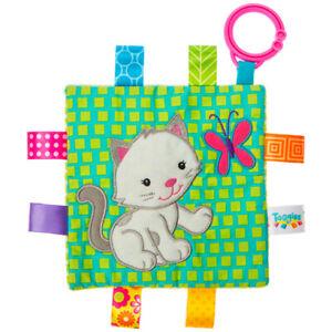 Taggies Crinkle Me Kitten – 6x6 hang stroller crib