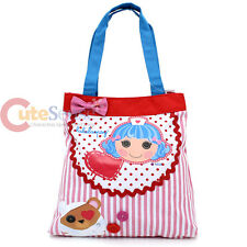 Lalaloopsy Mittens Tote Bag Kids Canvas Shoulder Bag