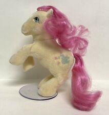 My Little Pony MLP G1 1986 US So Soft Earth Pony Truly with stand