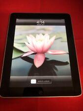 Apple iPad 1st Gen. 16GB, Wi-Fi, 9.7in - Black/Silver