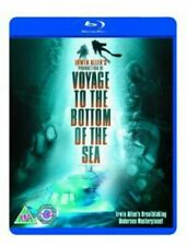Voyage to the Bottom of the Sea [1961] (Blu-ray) Walter Pidgeon, Joan Fontaine