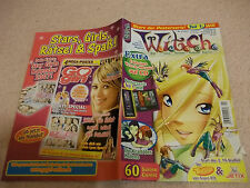 WITCH***COMIC***HEFT***NR.2/2007***MIT POSTER