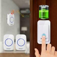 Batterielose Funkklingel Türklingel, Innoo Tech Funkklingel ohne batterien Tür