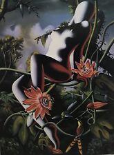 "Mark Kostabi ""The Beginning of Creation"" Fine Art Lithograph"