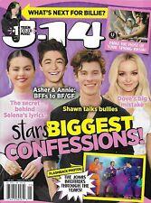 J-14 Magazine Shawn Mendes Selena Gomez The Jonas Brothers Dove Cameron BTS 2020