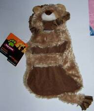NWT Plush Lion Costume for Dogs Dog S SMALL Halloween