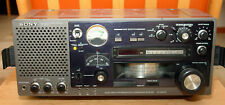 Sony ICF-6800W Weltempfänger Top und Garantie ! PLL OK ! Nach WA Modifiziert