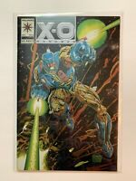 Valiant Comics X-O Manowar #0 Vol 1 Wraparound Chromium Cover