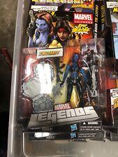 "Marvel Legends 6"" Mystique X-Mutants Epic Heroes X-Men New BAF"