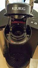Keurig Elite K40 Single Serve Coffeemaker Brewing System Black Auto Shut-off