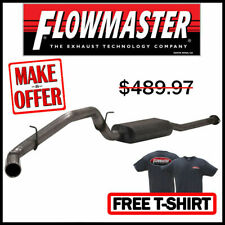 FLOWMASTER 2000-04 Toyota Tacoma 2.7L 3.4L American Thunder 409SS Exhaust System