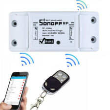 NEW Sonoff 433Mhz RF WiFi Wireless Smart Switch Receiver Remote Control Home