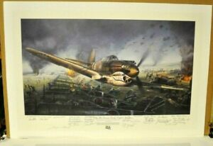 BY THE DAWN'S EARLY LIGHT by John Shaw Signed by 32 Flying Tiger Pilots