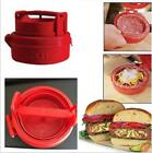 Stuffed Burger Press Hamburger Grill BBQ Patty Maker Juicy Cooking Tool