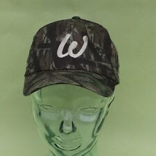 Wallace Hardware Cap, Camouflage Hat, Knoxville, Tennessee