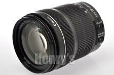 CANON ZOOM EF-S 18-135mm f3.5-5.6 IS STM LENS/USED