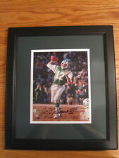 Joe Namath Auto Signed Autograph Photo 8X10 with PSA Certificate of Authenticity