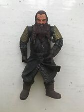 LORD OF THE RINGS GIMLI MARVEL ACTION FIGURE FELLOWSHIP OF THE RING SERIES