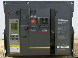 Square D WL9ASR64A3SFFFFXCX MasterPact, NW08LF, 400 Amp, Drawout, 150 kAIR, NEW!