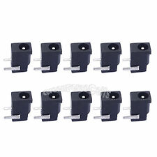 10 pcs 3.5x1.35mm DC Power Supply Female 3 pin PCB Mount Jack Socket Connector